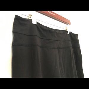 lululemon athletica Pants - Lululemon athletica full length flare pant 12 EUC